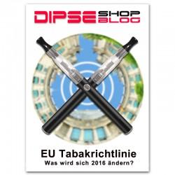 EU Tabakrichtlinie - Veränderungen für e-Zigarette und Liquid 2016