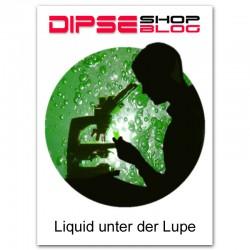 Liquid für die e-Zigarette - Inhaltstoffe unter der Lupe