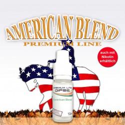 American Blend - Premium Line Liquid von DIPSE