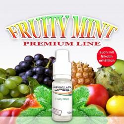 Fruity Mint Liquid für e-Zigarette von DIPSE