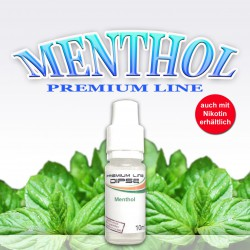 Menthol Liquid von DIPSE Zigarette