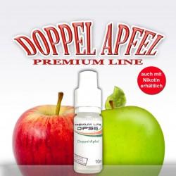Doppel-Apfel Liquid für e-Zigaretten