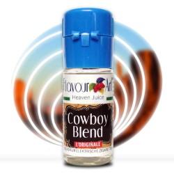 Flavourart Cowboy Blend Liquid für e-Zigarette.