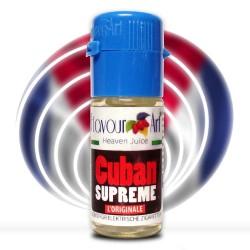 Flavourart Liquid Cuban Supreme Liquid für e-Zigarette.
