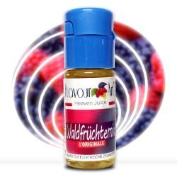 Flavourart Waldfrüchtemix Liquid für e-Zigarette.
