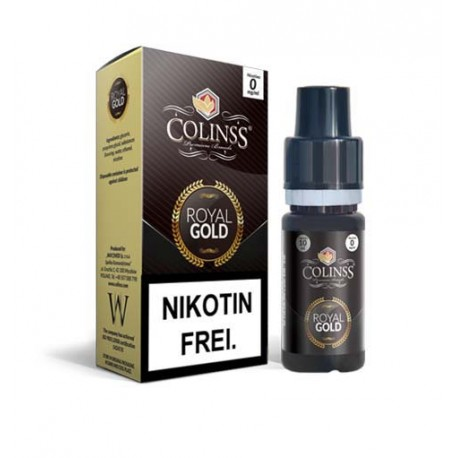 Colinss Royal Gold Liquid - Nikotinfrei