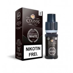 Colinss Empire White Liquid mit Nikotin