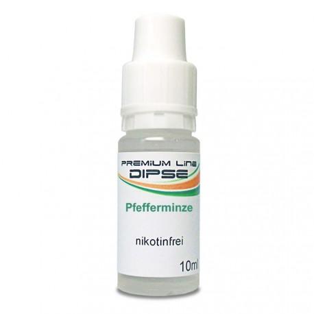 DIPSE Pfefferminze Liquid - Nikotinfrei