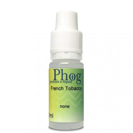 Phog e-Liquid French Tobacco - Nikotinfrei