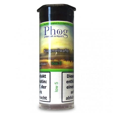Phog e-Liquid Karamellwaffel - Low
