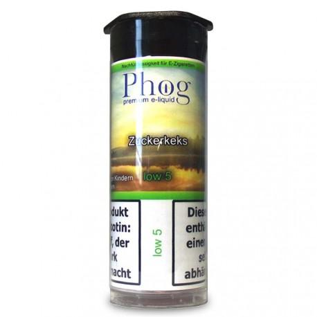 Phog e-Liquid Zuckerkeks - Low