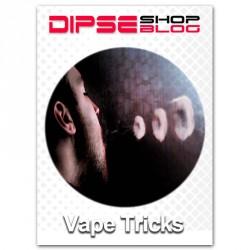Vape Tricks - Kleine und große Kunststücke mit der e-Zigarette, Liquid und natürlich Dampf.