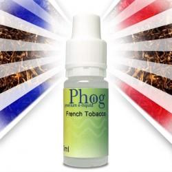 Phog e-Liquid French Tobacco in drei Variationen. Nikotinfrei, Low und Medium.