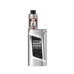 SMOK Alien Kit 220W - Modell in Silber.