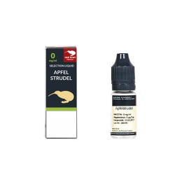 red kiwi Apfelstrudel Liquid - Nikotinfrei
