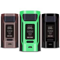 Wismec Reuleaux RX2 20700 BOX MOD - In drei Farben erhältlich.