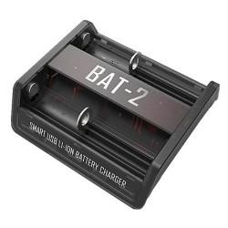 MXJO - Smart USB - LI-ION Ladegerät - Frosted Clear Black