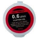Coil Master Pre-built K Clapton Coil 5er Pack