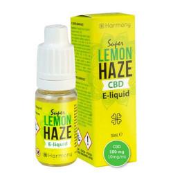 Harmony CBD Lemon Haze Liquid - 10mg/ml (LOW)