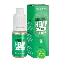 Harmony CBD Original Hemp Liquid -  10mg/ml (LOW)