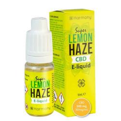 Harmony CBD Lemon Haze Liquid -  30mg/ml (MEDIUM)