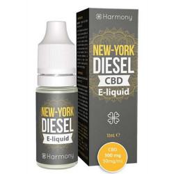 Harmony CBD New-York Diesel Liquid (30mg/ml) MEDIUM
