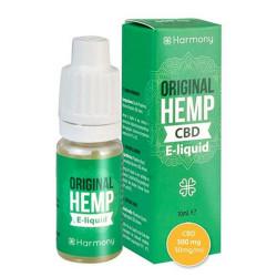 Harmony CBD Original Hemp Liquid - 30mg/ml (MEDIUM)