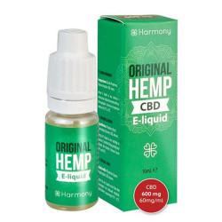 Harmony CBD Original Hemp Liquid - 60mg/ml (HIGH)