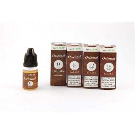 Oriental Tabak e-Liquid 10ml