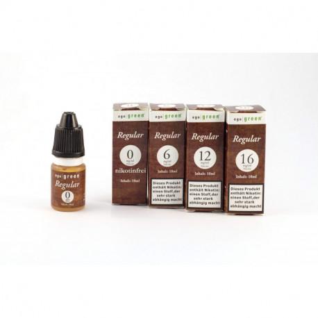 Regular Tabak e-Liquid 10ml