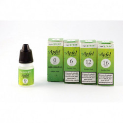 Apfel (apple) e-Liquid 10ml