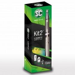 e-Zigarette Komplett-Set Kit2 von SC mit (650mAh) Akku