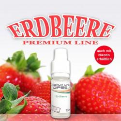 Erdbeere Liquid für e-Zigaretten