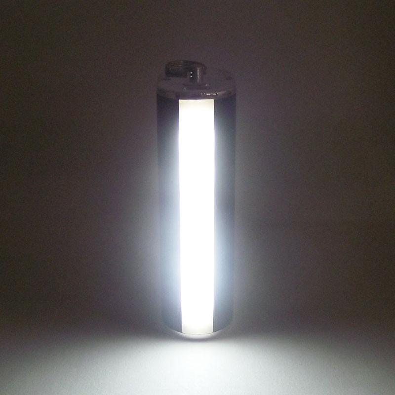 powerbank externes usb akku ladeger t mit 2500mah und led taschenlampe. Black Bedroom Furniture Sets. Home Design Ideas