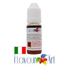 Liquid Flavourart  Schwarzkirsche Zero