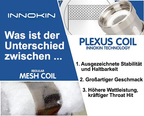 Innokin PLEXUS Mesh Coil