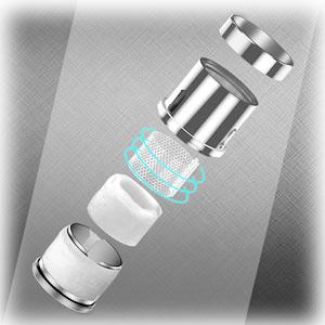 Innokin Scion Plexus Coil - Einzelteile