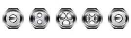 GT Core Coils für Vaporesso Renvenger Mini - NRG Tank