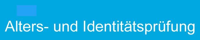 Alters- und Identitätsprüfung im DIPSE Zigarette Onlineshop